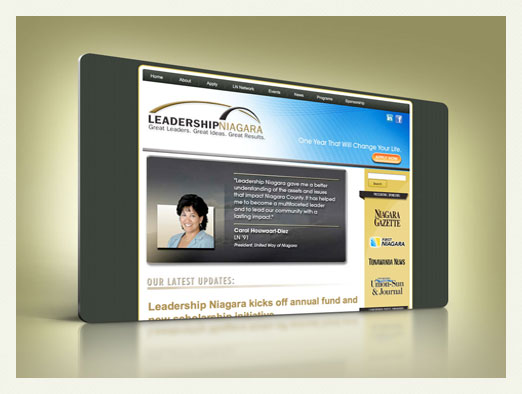 Leadership Niagara Web