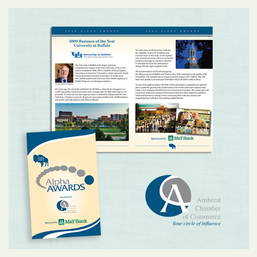 amherst chamber booklet