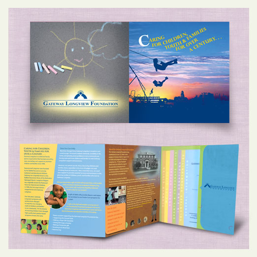 Gateway-Longview Brochure and Step Sheets